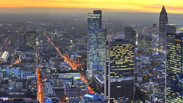 Loty Frankfurt