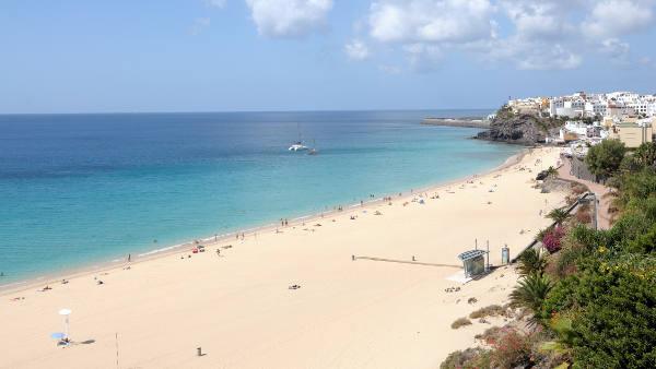 Loty Fuerteventura