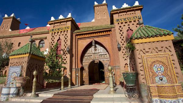 Loty Marrakesz