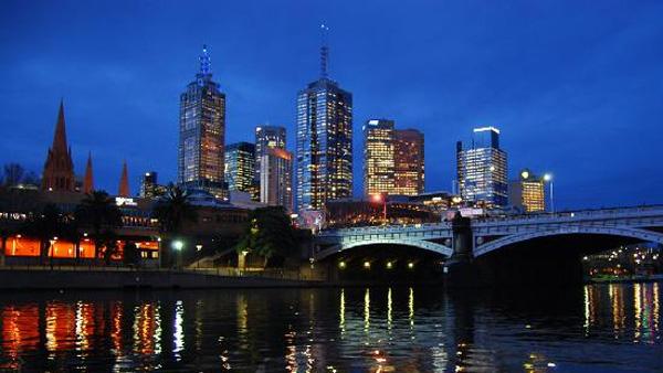 penerbangan dari Denpasar Bali ke Melbourne
