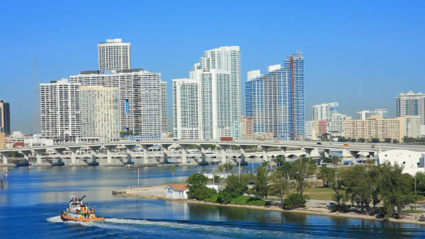 Flights New York - Miami starting from 95 € - Bravofly.com