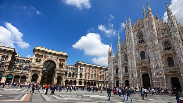 olcsó repülőjegyei Budapest Milánót