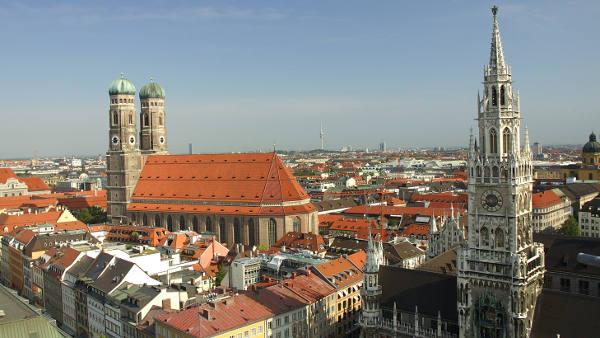 Loty Monachium