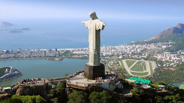 Rio de Janeiro uçak bileti